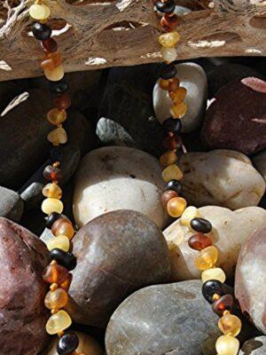 Tween RAW Amber necklaces